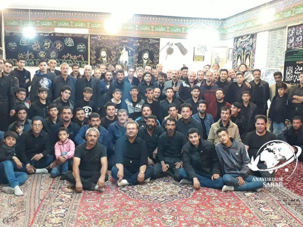 هئیت ملامحمد سراب در یک قاب/هادی نجمی