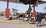 انفجار مخزن سوخت دردوزدوزان موجب مرگ یک نفرشد